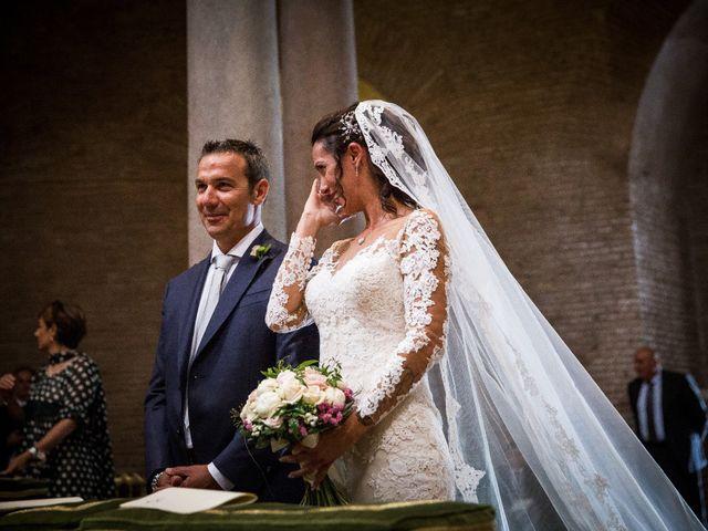Il matrimonio di Federico e Federica a Roma, Roma 58