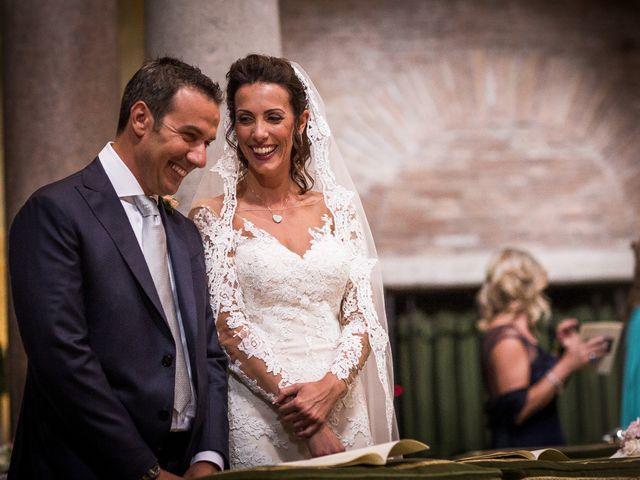 Il matrimonio di Federico e Federica a Roma, Roma 60