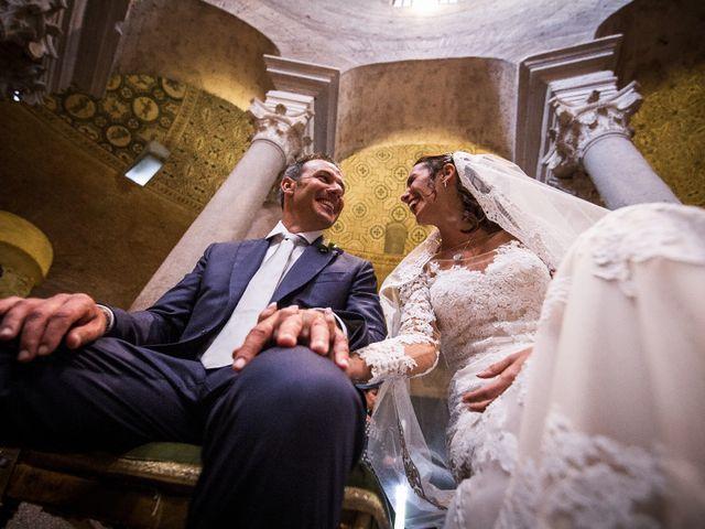 Il matrimonio di Federico e Federica a Roma, Roma 75