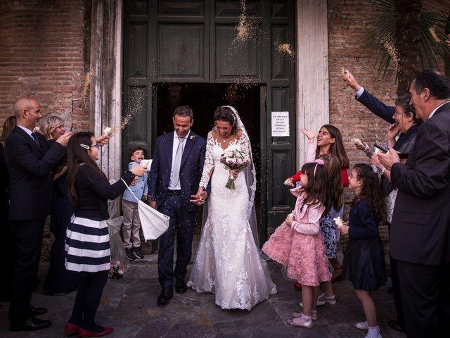 Il matrimonio di Federico e Federica a Roma, Roma 79
