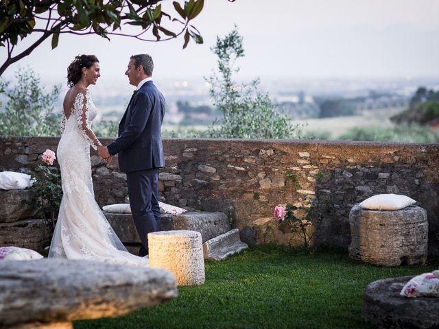 Il matrimonio di Federico e Federica a Roma, Roma 93