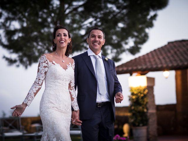 Il matrimonio di Federico e Federica a Roma, Roma 100