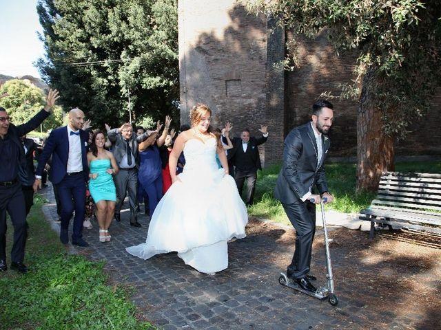 Il matrimonio di Marco e Veronica a Roma, Roma 11