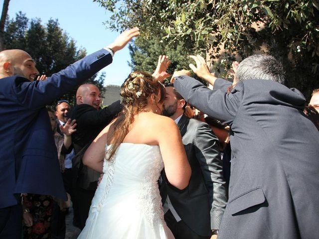 Il matrimonio di Marco e Veronica a Roma, Roma 12