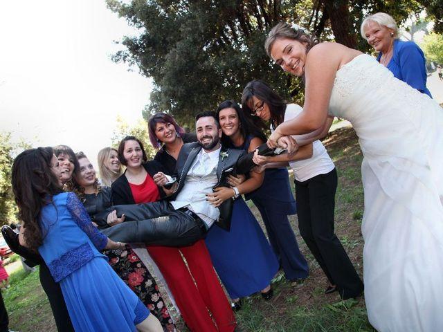 Il matrimonio di Marco e Veronica a Roma, Roma 19