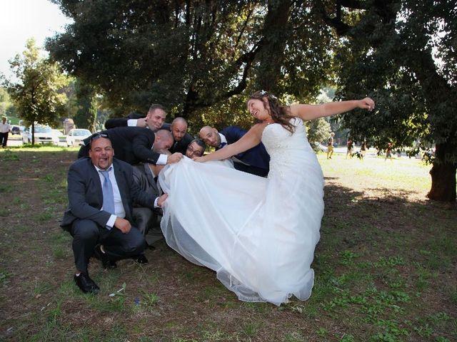 Il matrimonio di Marco e Veronica a Roma, Roma 20