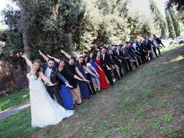 Il matrimonio di Marco e Veronica a Roma, Roma 21