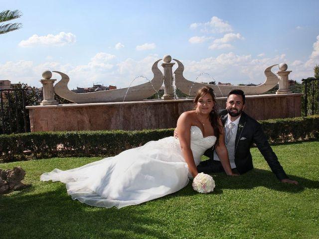 Il matrimonio di Marco e Veronica a Roma, Roma 1