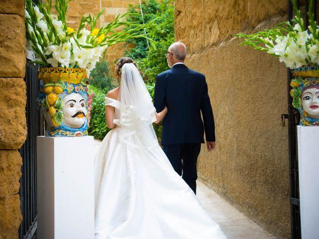 Il matrimonio di Roberto e Sara a Agrigento, Agrigento 36