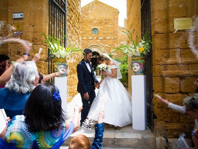 Il matrimonio di Roberto e Sara a Agrigento, Agrigento 37