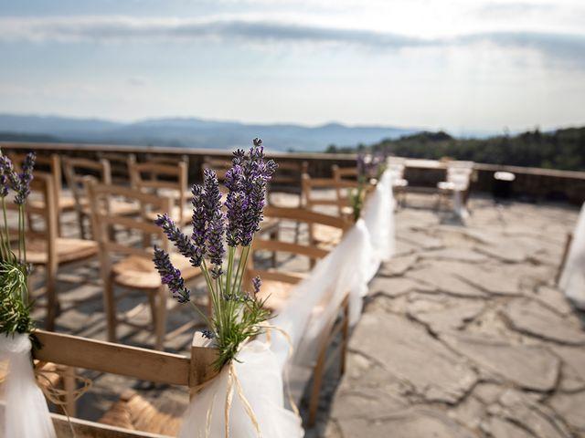 Il matrimonio di Simone e Annalisa a Pelago, Firenze 23