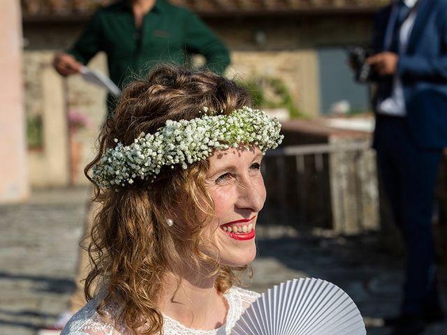 Il matrimonio di Simone e Annalisa a Pelago, Firenze 30