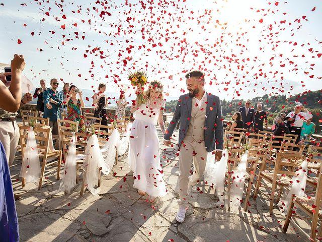 Il matrimonio di Simone e Annalisa a Pelago, Firenze 43