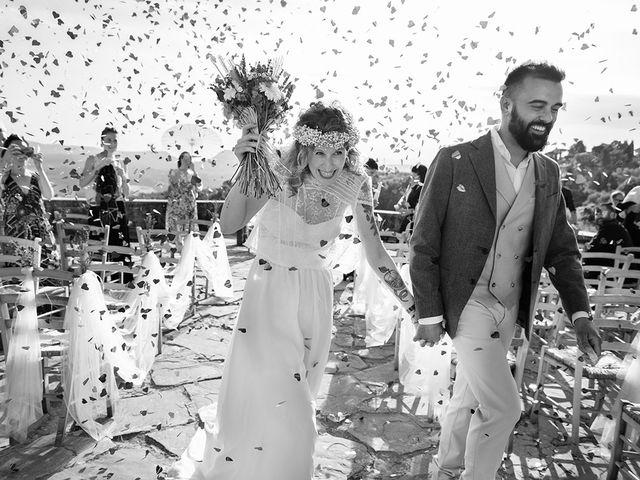 Il matrimonio di Simone e Annalisa a Pelago, Firenze 44