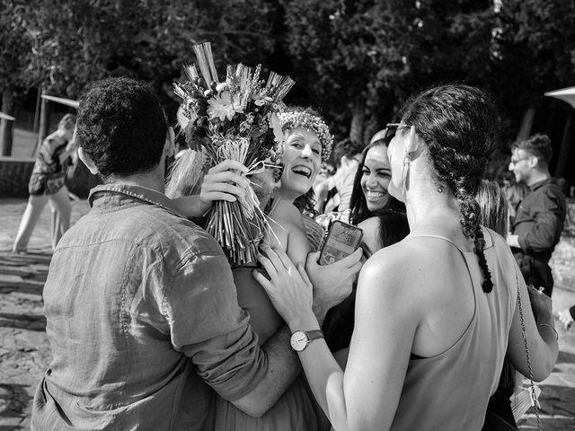 Il matrimonio di Simone e Annalisa a Pelago, Firenze 45