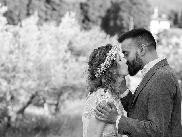 Il matrimonio di Simone e Annalisa a Pelago, Firenze 48