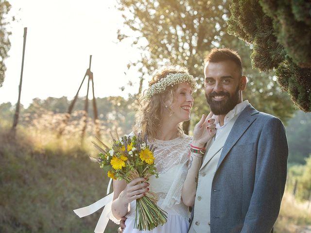 Il matrimonio di Simone e Annalisa a Pelago, Firenze 52