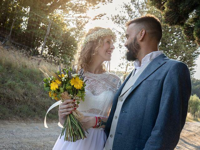 Il matrimonio di Simone e Annalisa a Pelago, Firenze 53