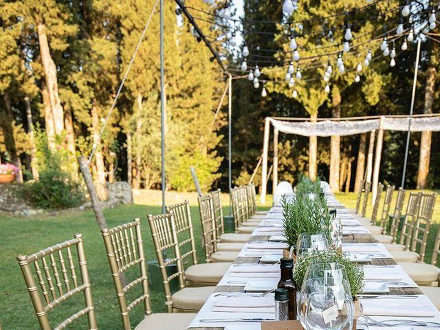 Il matrimonio di Simone e Annalisa a Pelago, Firenze 59