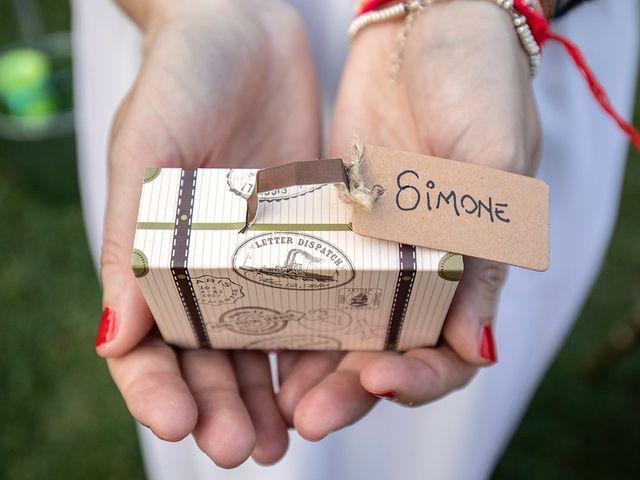Il matrimonio di Simone e Annalisa a Pelago, Firenze 61