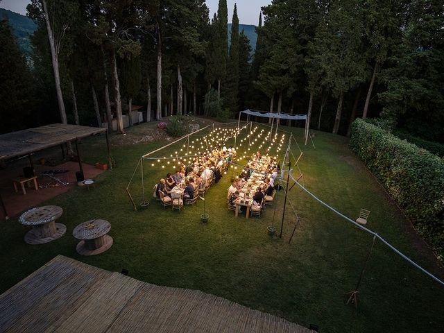 Il matrimonio di Simone e Annalisa a Pelago, Firenze 64