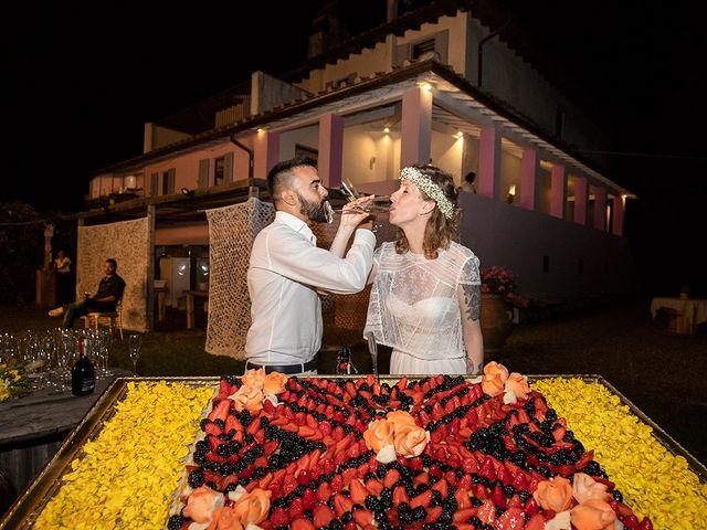 Il matrimonio di Simone e Annalisa a Pelago, Firenze 68