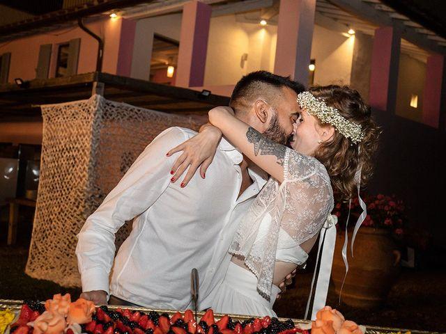Il matrimonio di Simone e Annalisa a Pelago, Firenze 69