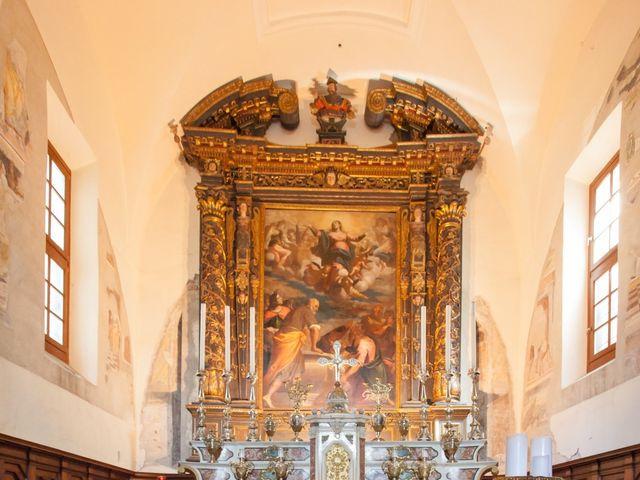 Il matrimonio di Francesca e Michele a Pisogne, Brescia 9
