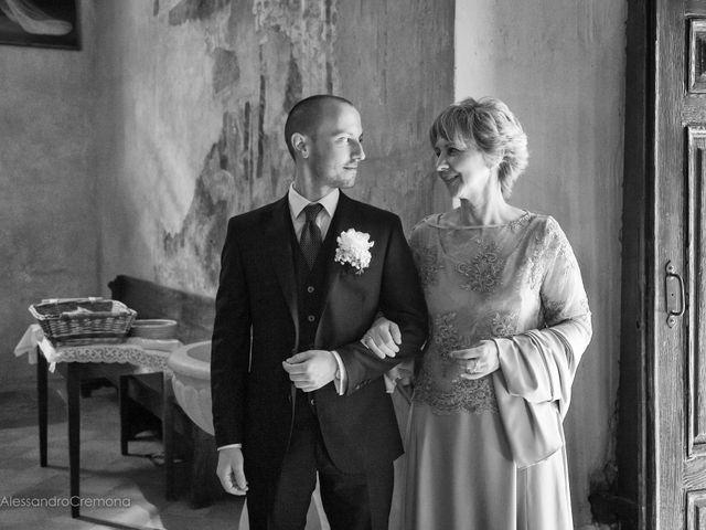 Il matrimonio di Francesca e Michele a Pisogne, Brescia 12
