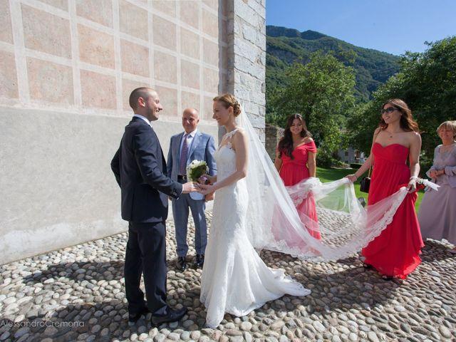Il matrimonio di Francesca e Michele a Pisogne, Brescia 14