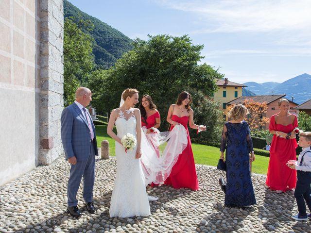 Il matrimonio di Francesca e Michele a Pisogne, Brescia 15