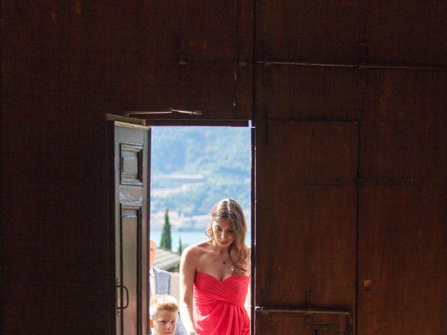 Il matrimonio di Francesca e Michele a Pisogne, Brescia 17