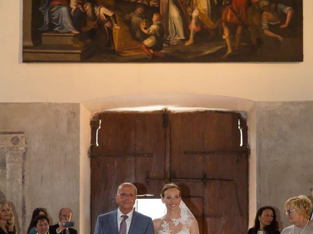 Il matrimonio di Francesca e Michele a Pisogne, Brescia 18