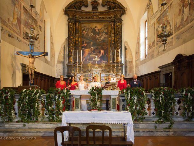 Il matrimonio di Francesca e Michele a Pisogne, Brescia 19