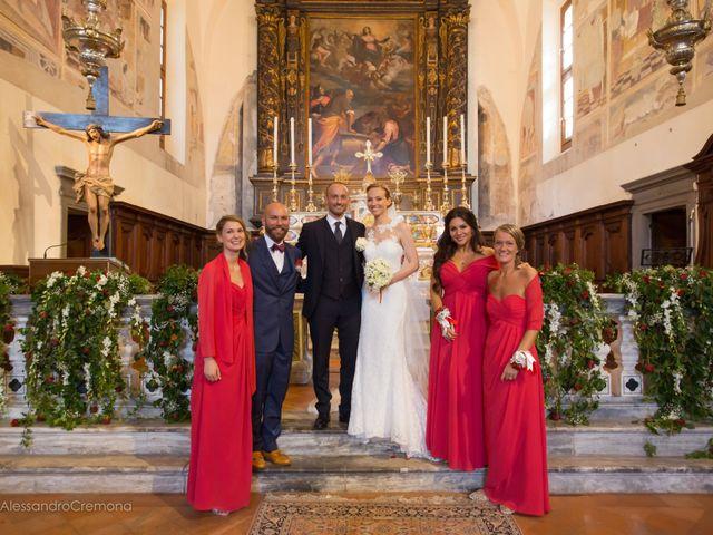 Il matrimonio di Francesca e Michele a Pisogne, Brescia 20