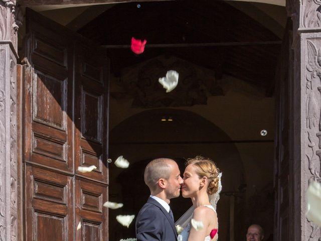 Il matrimonio di Francesca e Michele a Pisogne, Brescia 21