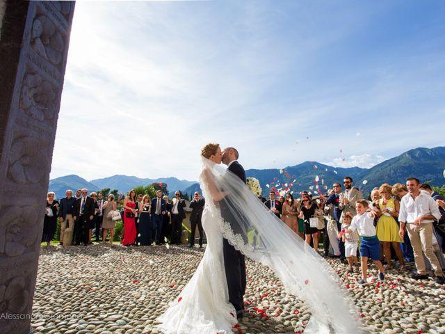 Il matrimonio di Francesca e Michele a Pisogne, Brescia 22
