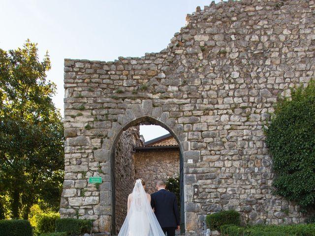 Il matrimonio di Francesca e Michele a Pisogne, Brescia 31