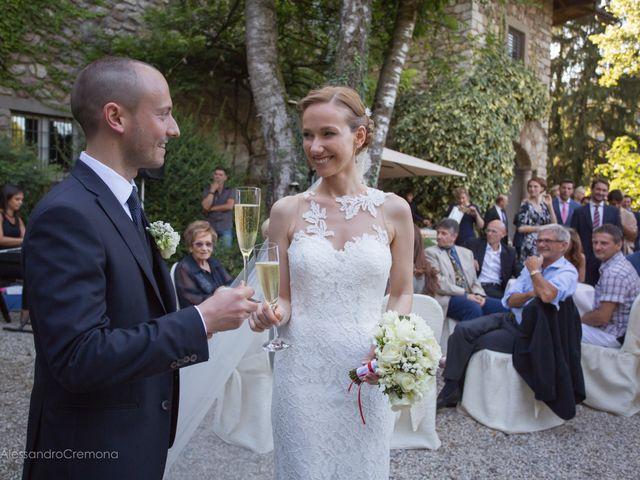 Il matrimonio di Francesca e Michele a Pisogne, Brescia 32