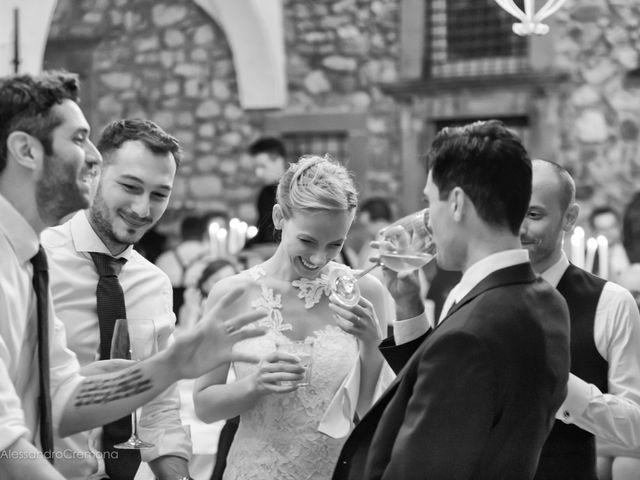 Il matrimonio di Francesca e Michele a Pisogne, Brescia 33