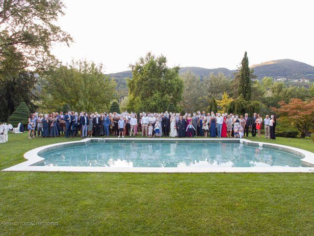 Il matrimonio di Francesca e Michele a Pisogne, Brescia 36