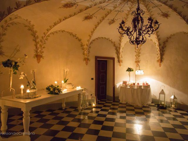 Il matrimonio di Francesca e Michele a Pisogne, Brescia 37
