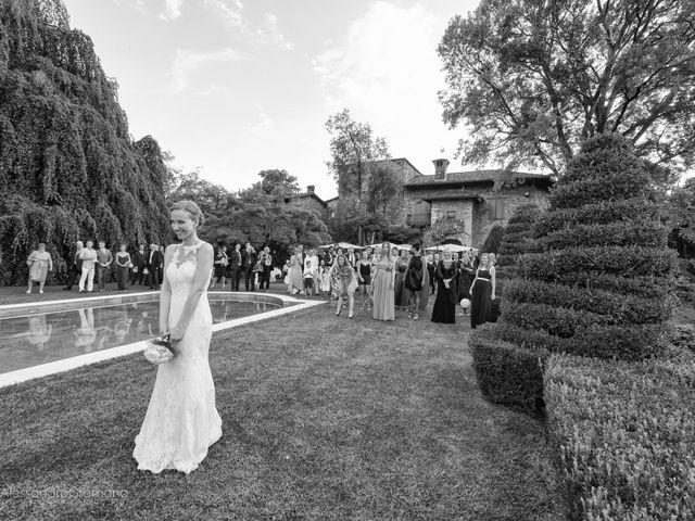Il matrimonio di Francesca e Michele a Pisogne, Brescia 40