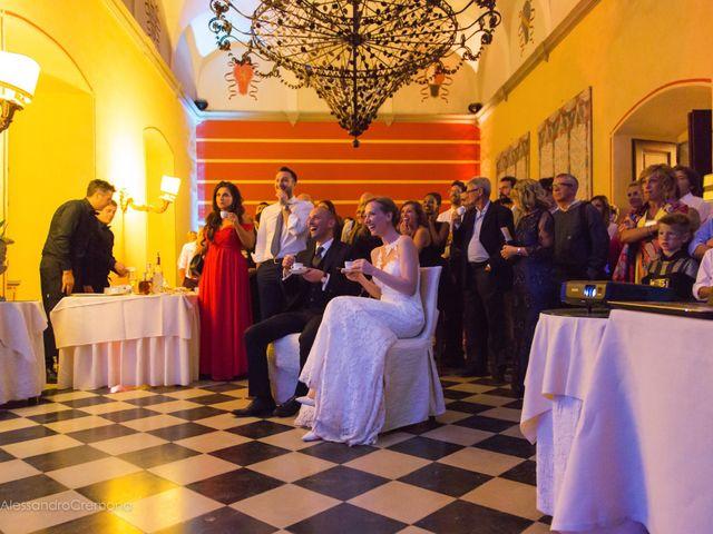 Il matrimonio di Francesca e Michele a Pisogne, Brescia 41