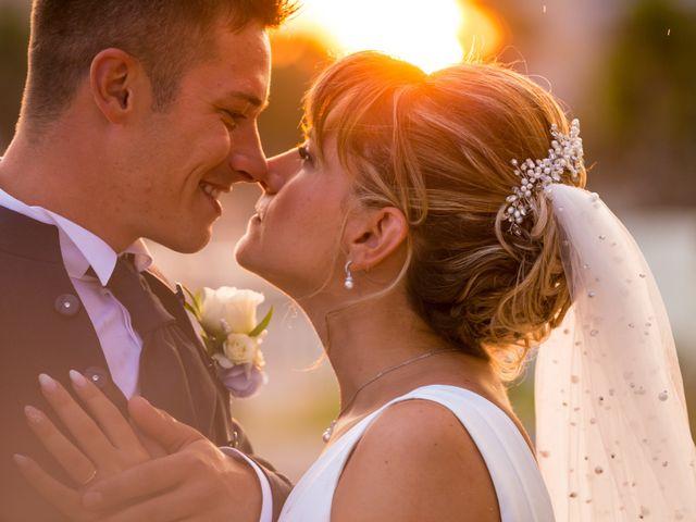 Le nozze di Denis e Lara