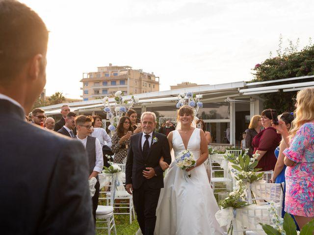 Il matrimonio di Lara e Denis a Terracina, Latina 5