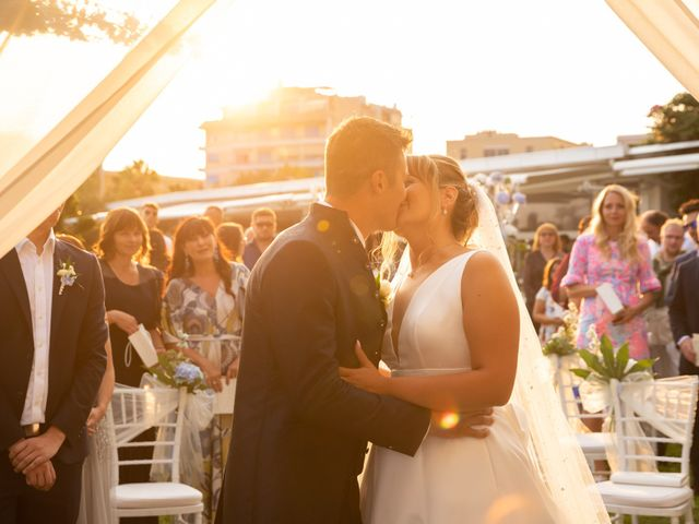 Il matrimonio di Lara e Denis a Terracina, Latina 7