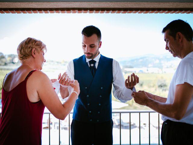 Il matrimonio di Simone e Evelyn a Lazise, Verona 7