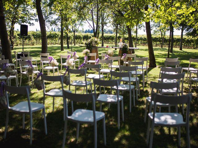 Il matrimonio di Simone e Evelyn a Lazise, Verona 12