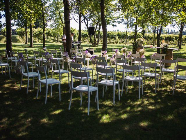 Il matrimonio di Simone e Evelyn a Lazise, Verona 13